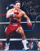 Vinny Pazienza Autograph Signed Photo